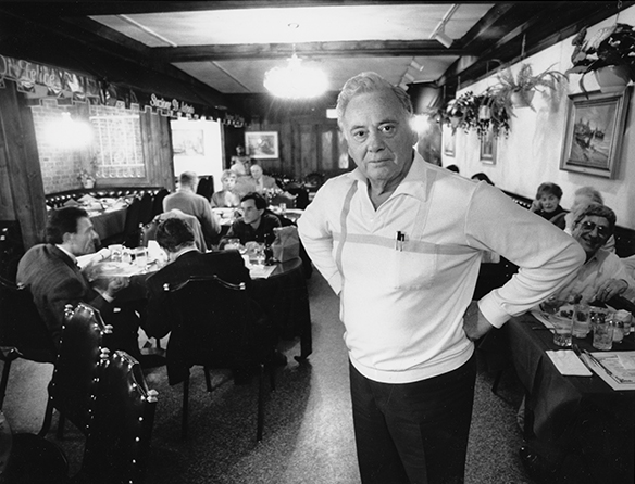 When Celebrities Came To Dine And Eddie Dwyer Held Court